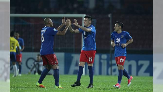 Bekas Pemain JDT Sertai Sarawak United