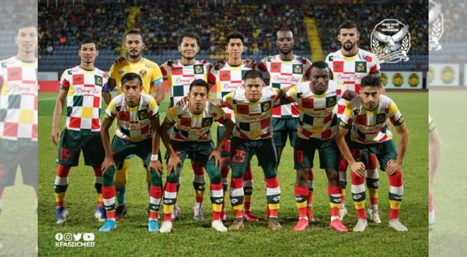 Kedah mahu Tundukkan Selangor