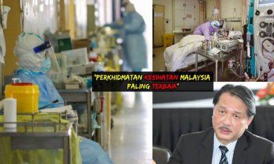 Perkhidmatan Kesihatan Malaysia Paling Terbaik - Dr Noor Hisham