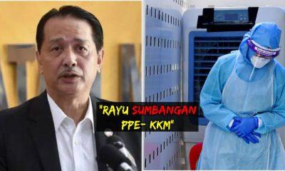 Stok bekalan PPE hanya bertahan 2 Minggu - Dr Hisham rayu sumbangan rakyat Malaysia